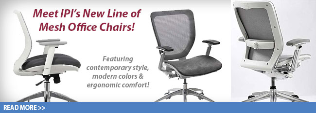 IPI Introduces New Chairs