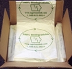 "24"" x 23"" Biodegradable Clear Bags"
