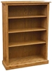 Directors Bookcase, 3-Shelf