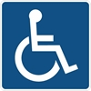D9-6: HANDICAPPED SYMBOL 24X24