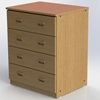 Iowa 4-Drawer Chest