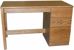 Iowa Pedestal Desk