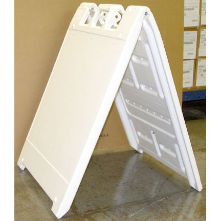 SIGN STAND A-FRAME - Iowa Prison Industries