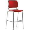 "Sitka 30"" Upholstered Cafe Stool"