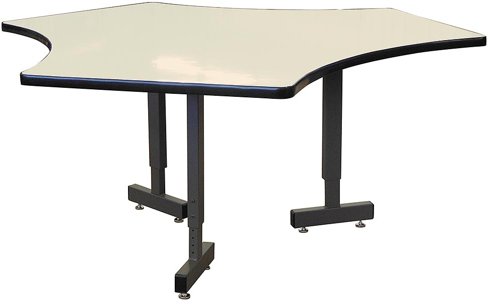 Collaboration Table, Laminate Top