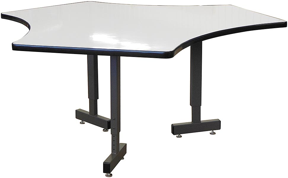 Collaboration Table, Markerboard Top