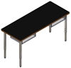 Science Tables, Metal Frame