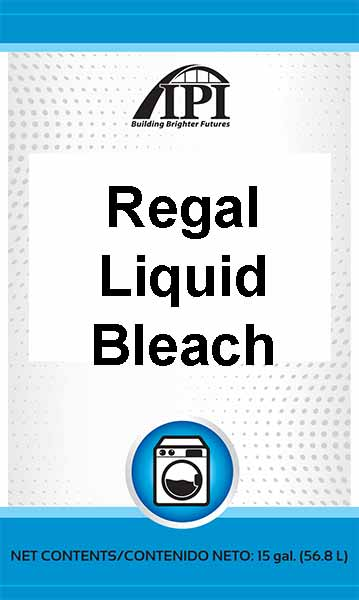 Regal Liquid Bleach 15-Gal Drum