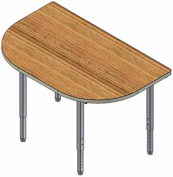 D Shaped Conference Table Balt Modular D Shaped Radius  : SPE2467A1 from sherlockdesigner.com size 587 x 600 jpeg 30kB