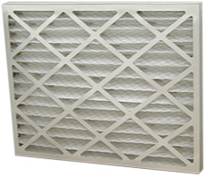 12x24x2 Std Cap Pleated Filter