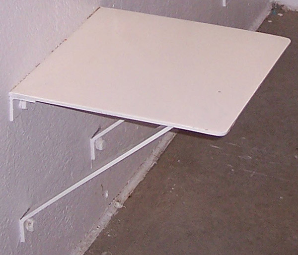Wall Mount Table