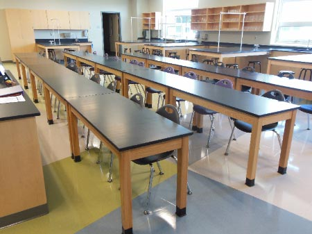 IPI Is Honored To Have Provided Furniture Throughout Iowa City Community  School Districtu0027s Brand New Liberty High School.