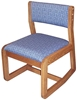 Ames Upholstered 2-Position Chair