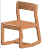 Ames Wood 2-Position Chair