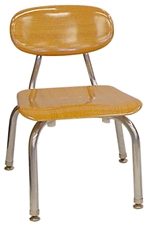Melamine School Chairs