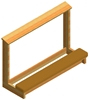 Kneeler, Double