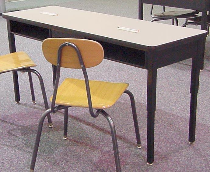 Multi Student Desks Heavy Duty Iowa Prison Industries