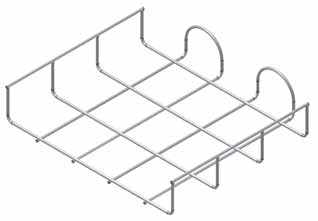 Wire Basket for Open Study Desks