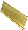 Nameplate Desk Holder, Gold