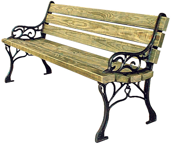 18th Century Style Benches Iowa Prison Industries
