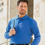 Men's Select Tactical Polo, Long Sleeve