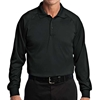 DOC Unisex Tactical Polo, Poly, Long Sleeve