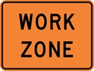 G20-5AP: WORK ZONE 36X24