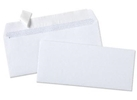 #10 Regular Envelope, Peel & Seal, Security Lined