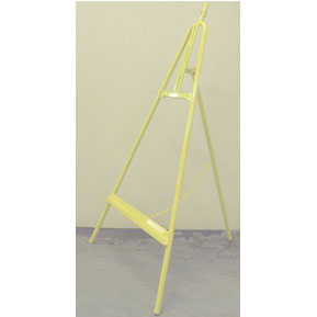 folding sign stand large iowa prison industries