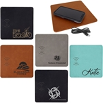 Leatherette Phone Charging Mat