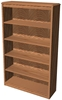 Lofthus Bookcase, 4 Shelf