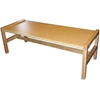 Madison Coffee Tables, Oak Top