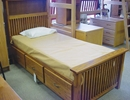 Mission Captains Beds