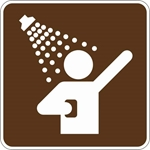 RS-035: SHOWERS SYMBOL 12X12