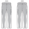 DOC Womens Standard Tactical Pants