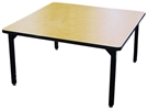 Heavy-Duty Activity Tables, Square