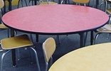 Heavy-Duty Activity Tables, Round