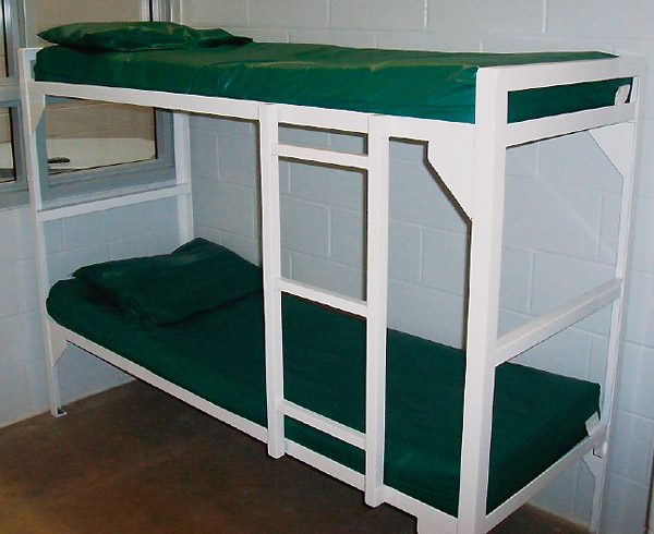 Floor Mount Bunk Bed Iowa Prison Industries