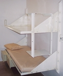 Wall Mount Single Bed