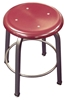 Fixed Height Stools, Melamine