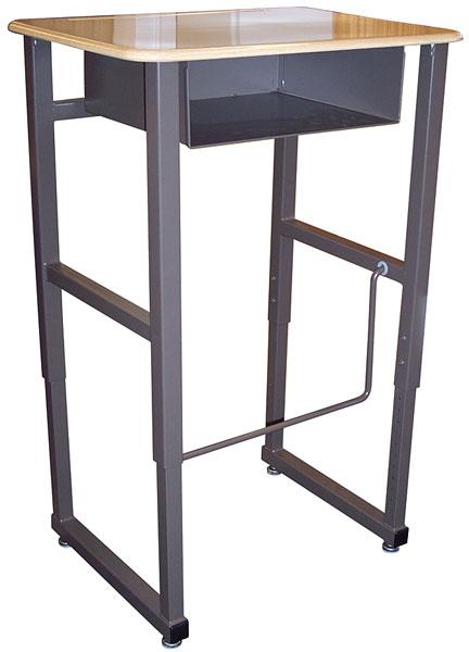 Stand Up Desk >> Stand Up Desks Iowa Prison Industries