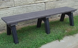 Recycled Plastic Lumber Benches